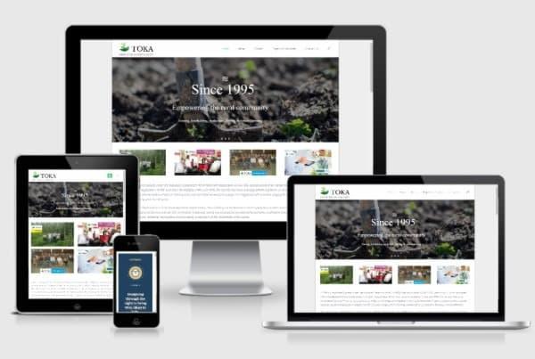 Web Design - Made in Nagaland - BYK